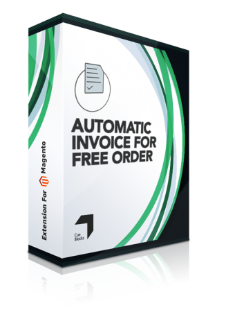 Automatic Invoice for Free order