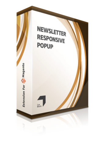 Newsletter Pop Up Extension for Magento 1 stores