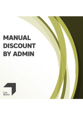 Manual Discount By Admin Preview