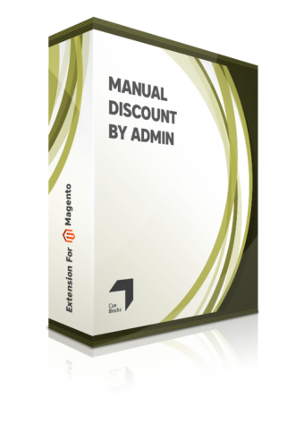 Manual Discount By Admin