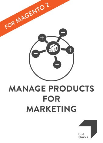Manage Products for Marketing