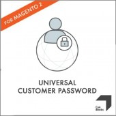 Universal Customer Password - Magento 2