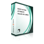 Quick Action Attribute Values or Labels
