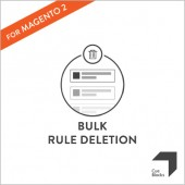 Bulk Rule Deletion Preview