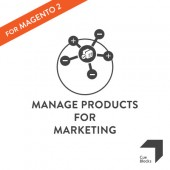 Manage Products for Marketing Preview