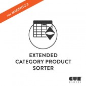 Extended category product sorter preview
